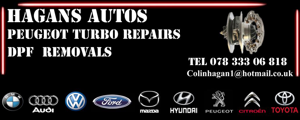 Peugeot Turbo Repairs